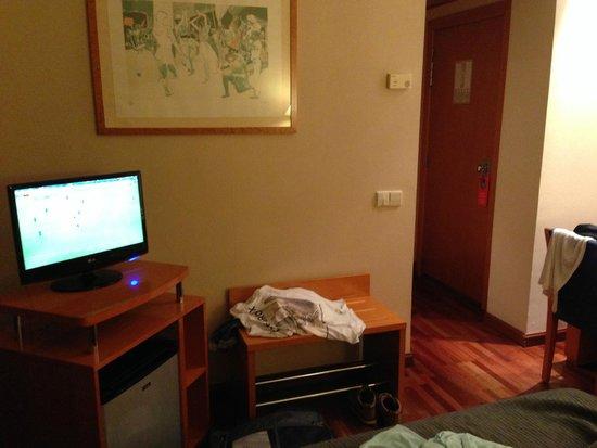 Hotel Villacarlos: Номер
