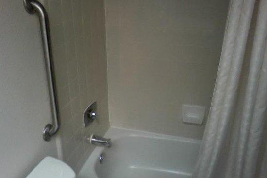 Comfort Inn Airport: Super nice Shower! So Clean!