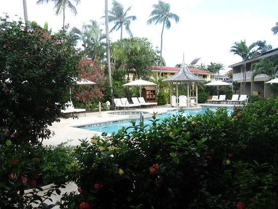 Sandals Grande Antigua Resort & Spa : caribbean pool