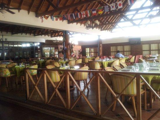 Hotel City House Los Guayacanes : Area de Restaurante