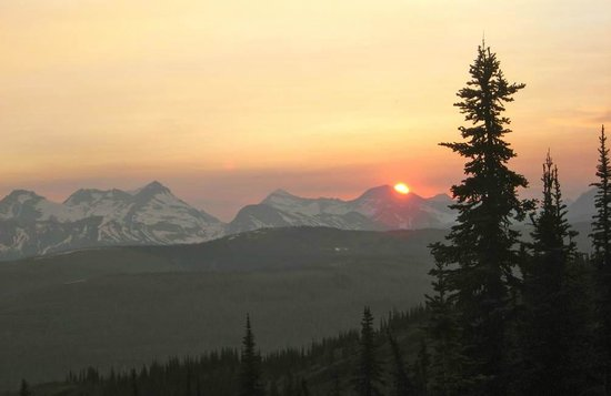 View from Granite Park Chalet