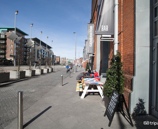 Photo of Hostel Generator Hostel Dublin at Smithfield Sq, Dublin 7, Ireland