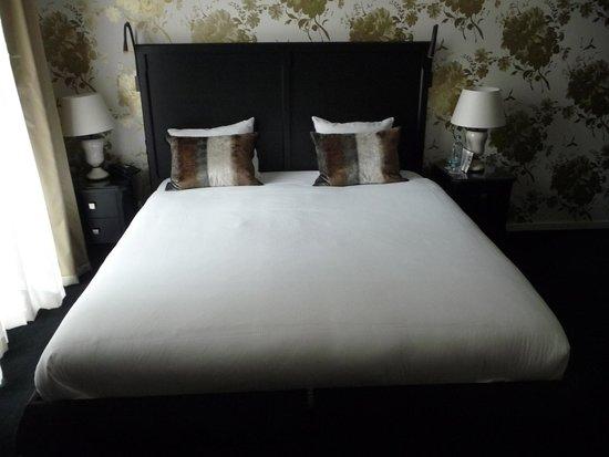 Sandton Hotel Pillows Brussels: Une déco très design