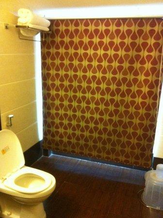 Sandhya Resort & Spa Manali: Bathroom