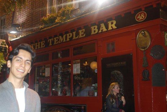 The Temple Bar: Temple Bar Dublin