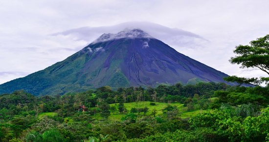 Arenal Paraiso Hotel Resort & Spa: Mt Arenal