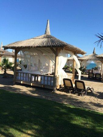 Gloria Golf Resort: plaża