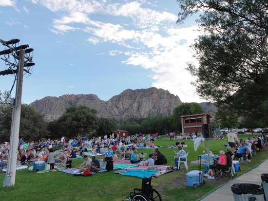 Super Summer Theatre: Mountains Behind the Meadow