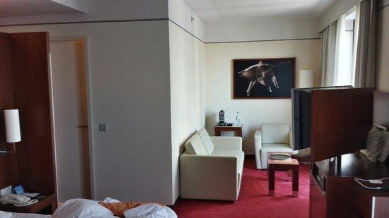 Meliá Berlin: Junior Suite 811