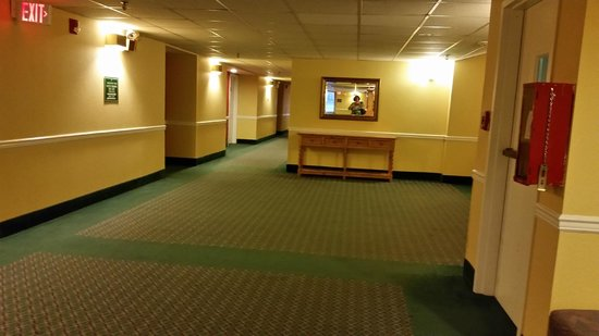 GuestHouse Inn & Suites Nashville/Music Valley : Elevator area on upper floor