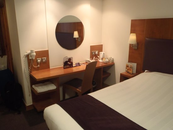 Premier Inn London Kings Cross Hotel : 部屋2
