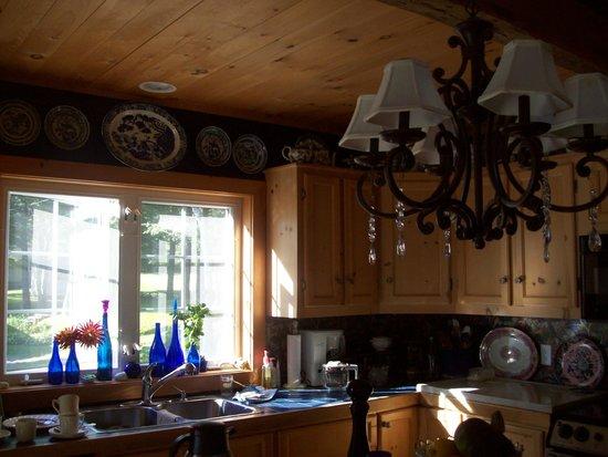 Carleton, Канада: kitchen