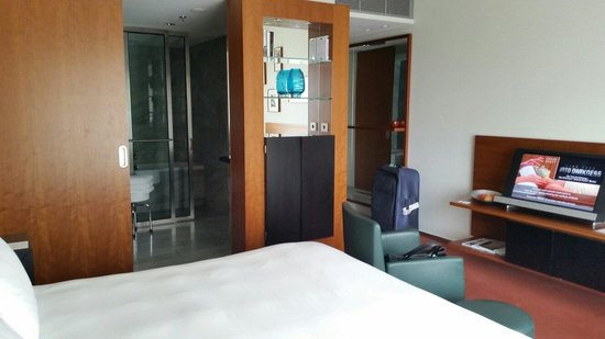 Grand Hyatt Berlin: Standard room