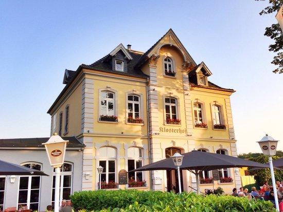 Der Klosterhof Knechtsteden: Klosterhof Knechtsteden