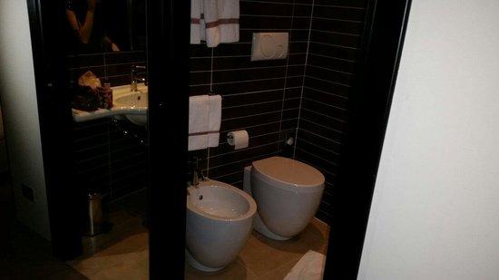 G Hotel : Bagno