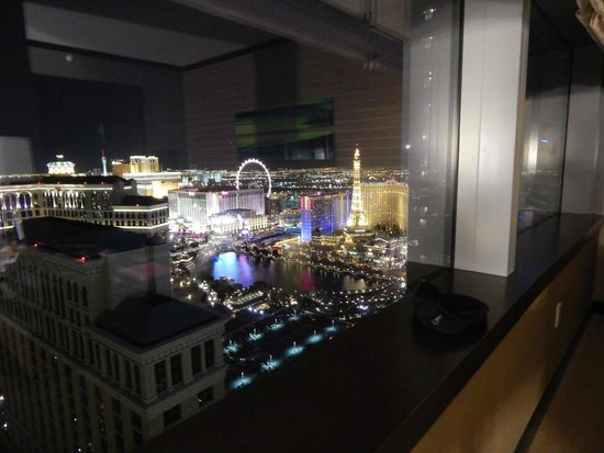 Vdara Hotel & Spa : View from room