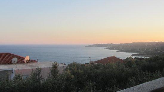 La Mer Restaurant: Lovely View