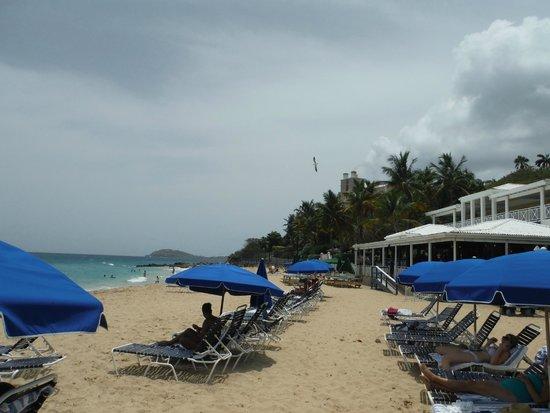 Morningstar Beach: Near Coco Joes, middle of beach