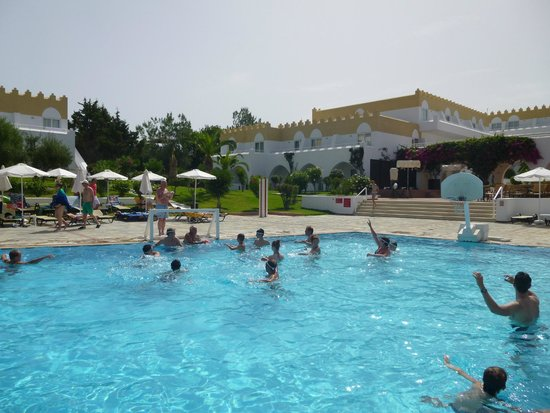 Hotel Platanista : water polo