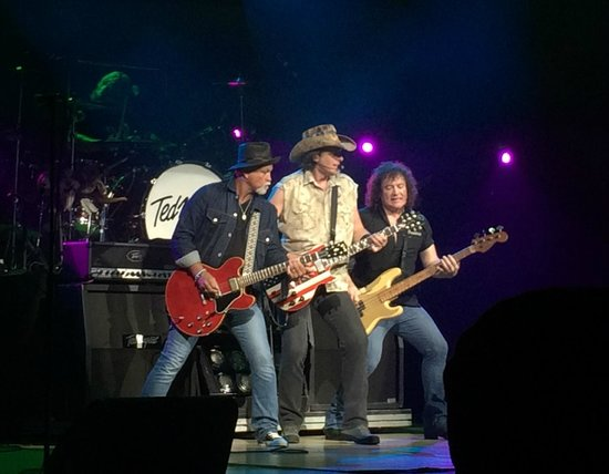 Merrillville, IN: Star Plaza Theater - Ted Nugent