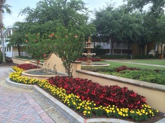 Wyndham Orlando Resort International Drive: Walk way