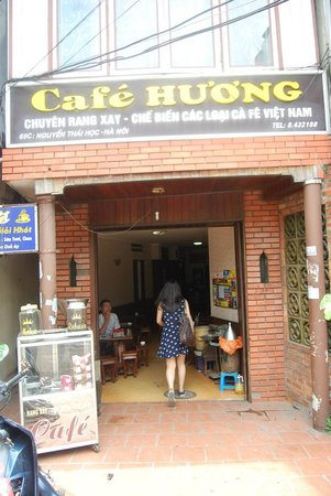 Cafe Huong