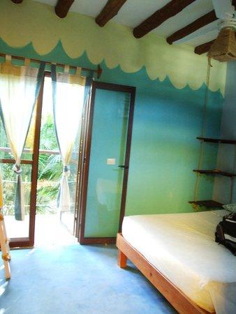 Tribu Hostel: habitacion privada con baño privada para 2