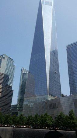 Mémorial du 11-Septembre : 911 Memorial Museum