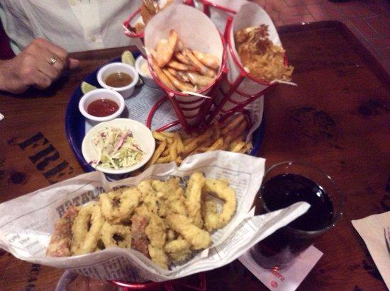Bubba Gump Shrimp Co. : Gamberetti