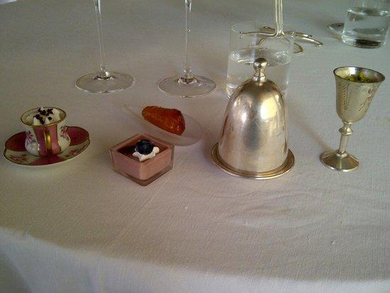 Antica Trattoria La Speranzina: pre dessert 1