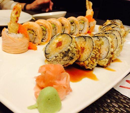 Wasabi: Tuna Poki Maki el mejor rollo
