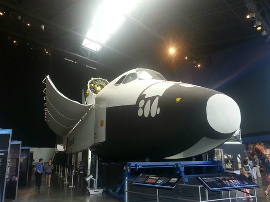 The Museum of Flight: Space Shuttle