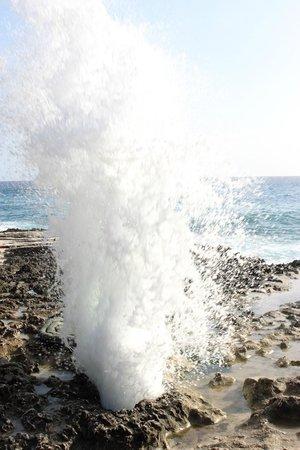 Blow Hole: Hoyo soplador