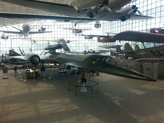 The Museum of Flight: Main Floor Display