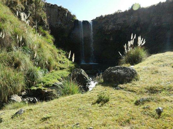 Catarata de Pumapaqcha
