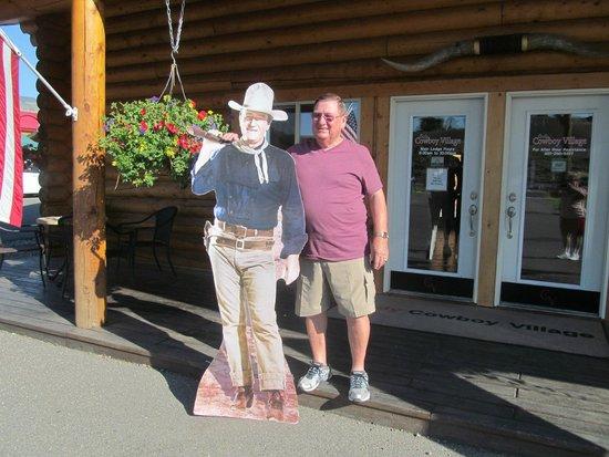 Cody Cowboy Village: The Duke