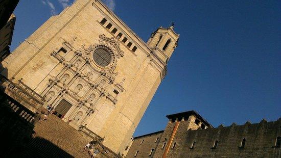 Double Tree Hilton  Hotel Girona: Catedral de Santa María