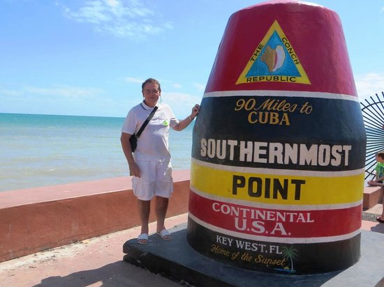 Southernmost Point: The most visited and photographed attraction in Key West