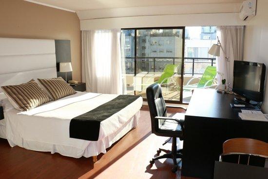 Pocitos Plaza Hotel: Pent House