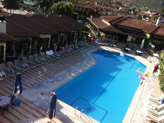 Hisar Holiday Club: Pool