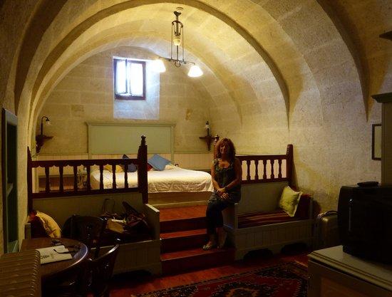 Gul Konaklari - Sinasos Rose Mansions: chambre