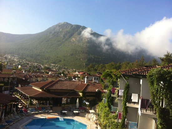 Hisar Holiday Club: From the room balcony