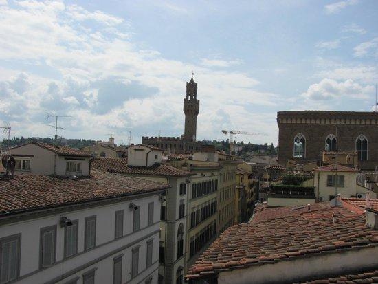 B & B Cimatori: Vista Palazzo Vecchio