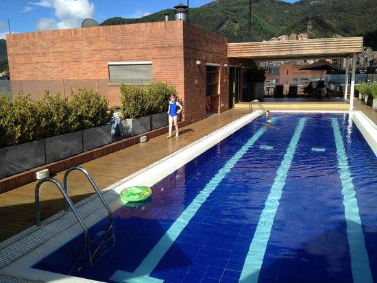 Cite Hotel: Pool Area