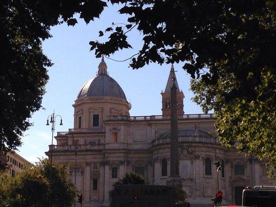 Basilica di Santa Maria Maggiore: Esterno