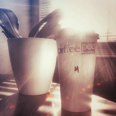 Coffee Pod : 20 oz Hot Mexi-Mocha
