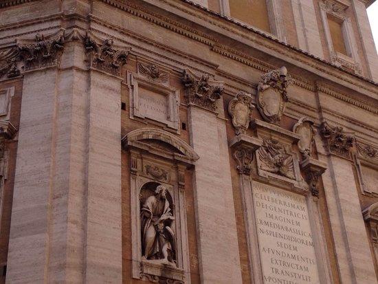 Basilica di Santa Maria Maggiore: Particolari