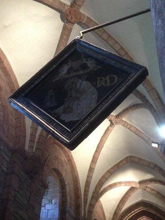 Saint Magnus Cathedral: Mort Brod