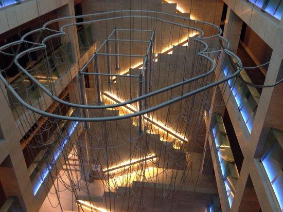 Hotel Miramar Barcelona: Hall