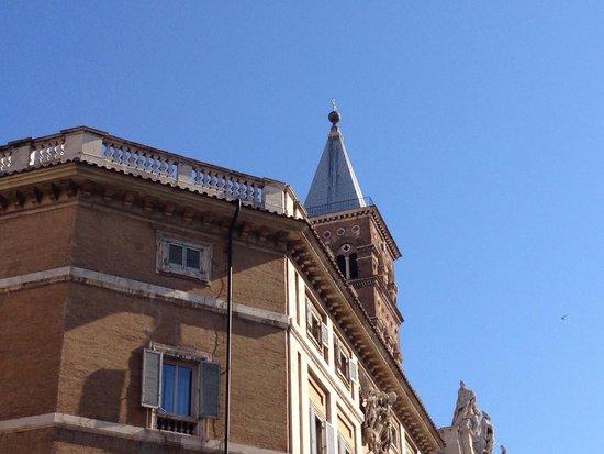 Basilica di Santa Maria Maggiore : Esterno